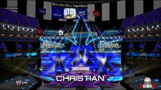 WWE Custom Stage Christian Heel - Wrestlemania XXX