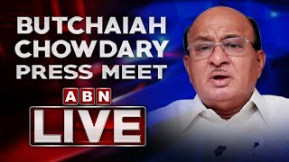 Gorantla Buchaiah Chowdary LIVE | Press Meet From AP Secretariat | ABN LIVE