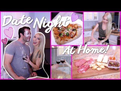 DIY Date Night at Home!
