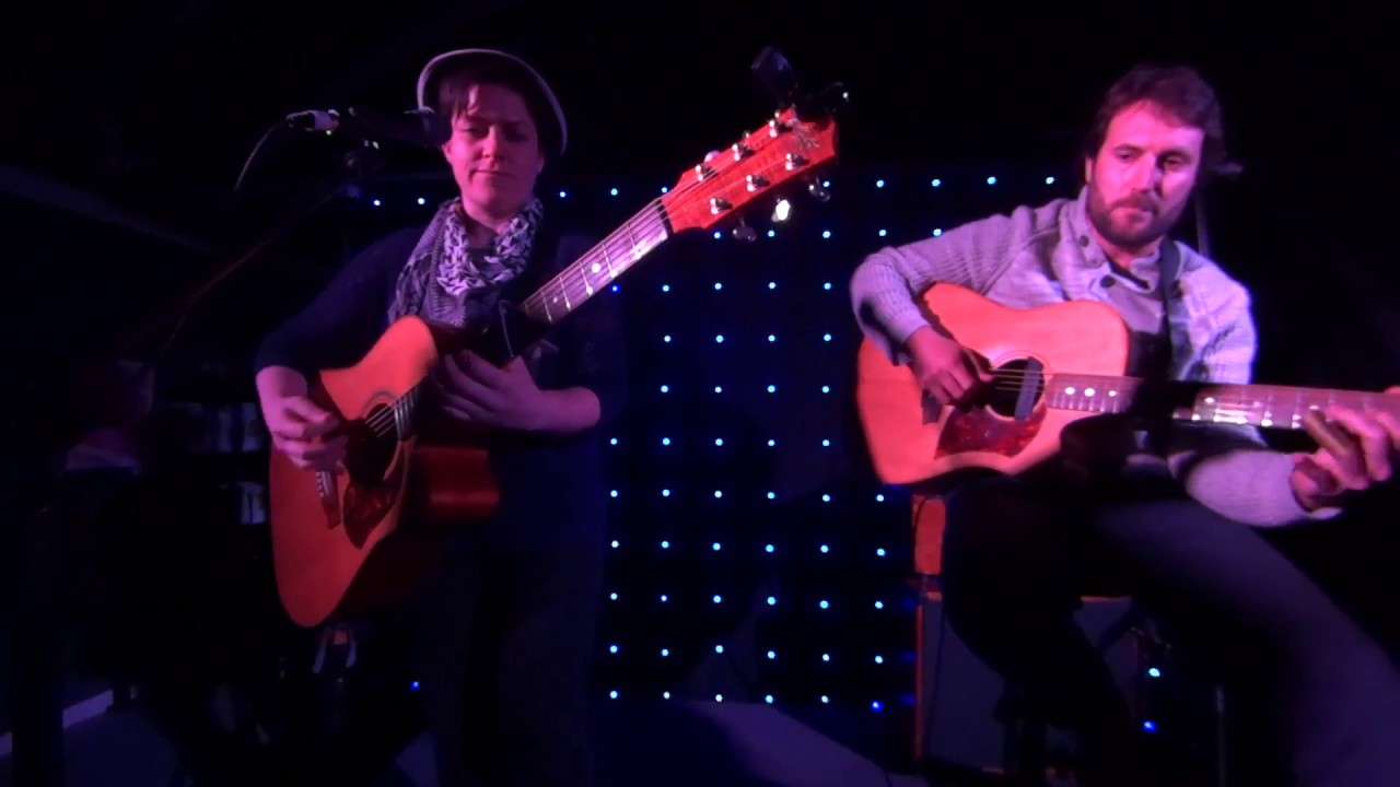 Hero in Me - Jenny Biddle with Thomas Mitchell (live)
