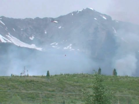 Homes Evacuated as Colorado Wildfire Rages
