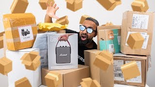 Massive Mystery Tech Unboxing Time 35