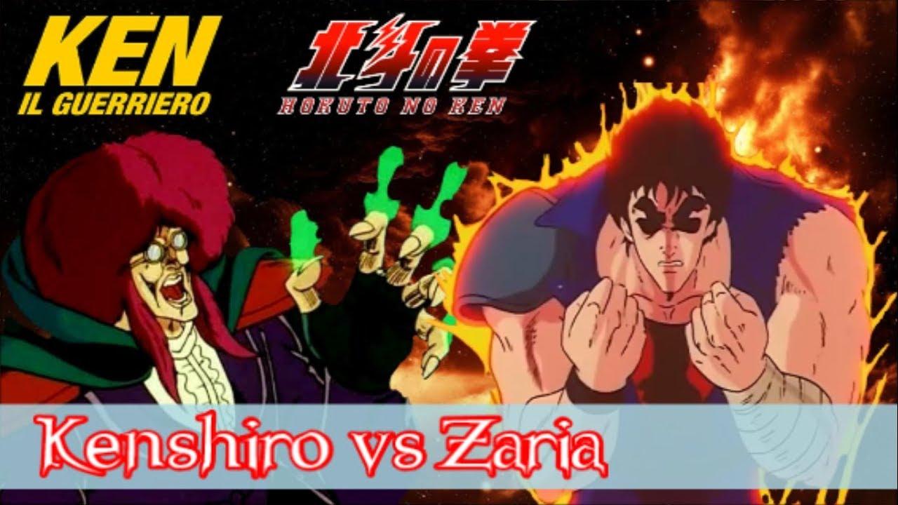 Download [Ken il Guerriero] ★ 15 - Nanto Anshō Ken - Kenshiro vs Zaria ★ [Hokuto no Ken]