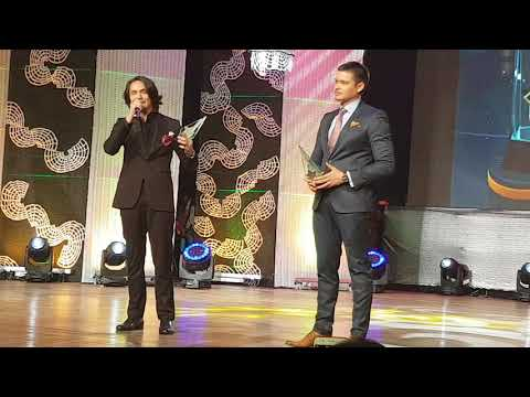 PMPC Star Awards For TV 2017 Best Drama Actor - Dingdong Dantes and Ruru Madrid