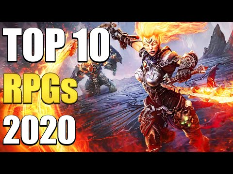 Top 10 RPGs You Should Play In 2020