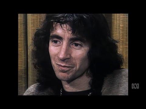 ACDC - Bon Scott Interview - London - 1977