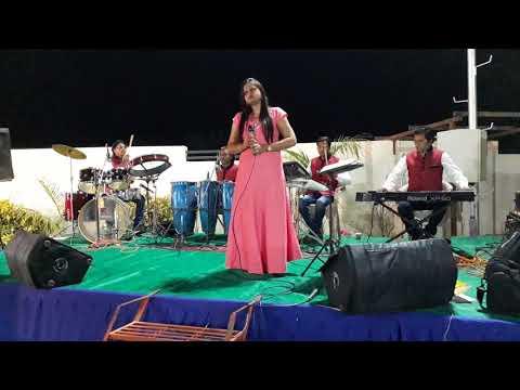 Ye Moh Moh Ke Dhage   Neha Patel   Mrudang Vrund   New Song   Reception Program   2018