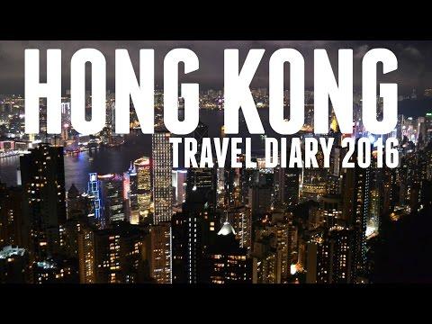 HONG KONG TRAVEL DIARY 2016   a glutenfull food vlog