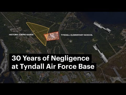 30+ Years of Negligence at Tyndall Air Force Base