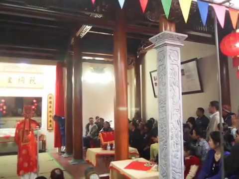 Lễ Khánh Thành nhà thờ họ Nguyễn Phúc