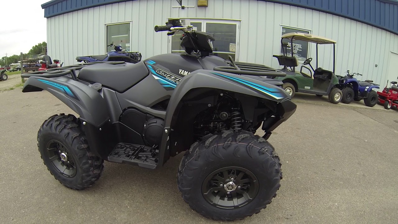 2018 yamaha grizzly 700 eps se for sale at biegler 39 s c s for 2018 yamaha grizzly 700 specs