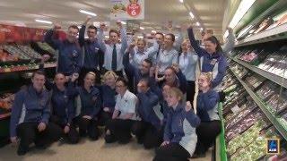 Aldi New Store Opening - Bidston Moss - 21st April