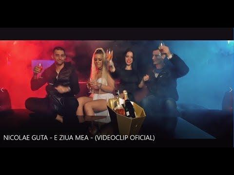 NICOLAE GUTA - E ZIUA MEA (VIDEOCLIP OFICIAL)
