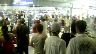 Reggae en Mall en São Paulo