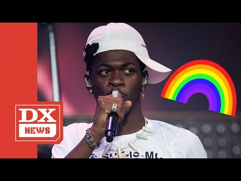 "Lil Nas X Thought He ""Made It Obvious"" He&39;s Gay"