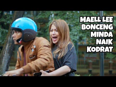 MAELL LEE BONCENG MINDA NAIK KODRAT