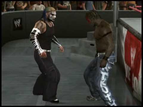 WWE SmackDown vs. RAW 2010 10/29/09 13:57
