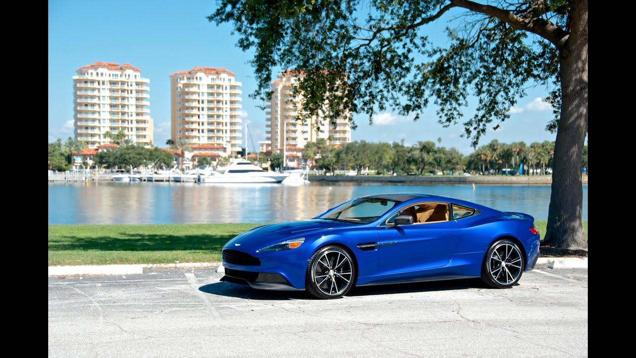2014 Aston Martin Vanquish Dimmitt Automotive Group