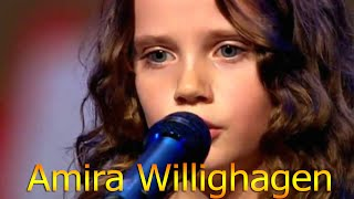 Amira Willighagen Audition , Holland's Got Talent, English Subtitles