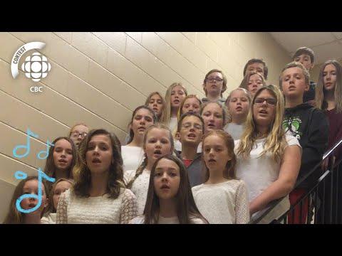 """""""Hallelujah"""" - Rockwood #CBCMusicClass"""