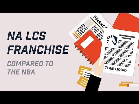 League of Legends Franchising, Compared to the NBA