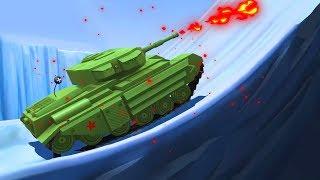 МАШИНКИ МОНСТРЫ MMX Hill Dash Игровой мультик про тачки Видео для детей Машинки как из мультика