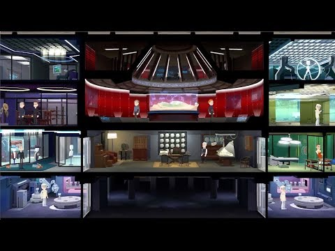Westworld Mobile Launch Trailer