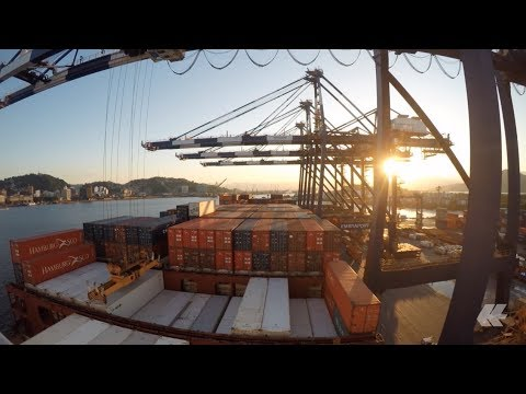 [Timelapse] From Qingdao to Santos | Hapag-Lloyd