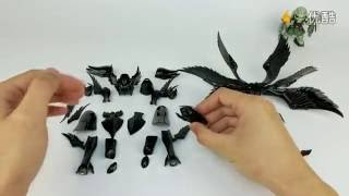 [Review]  Hades Saint Seiya Myth Cloth EX