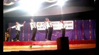 Wings Dance Institute - Performance - hai apna Dil and roop tera mastana