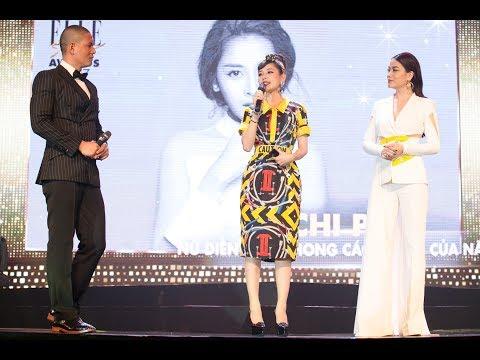 Chi Pu thắng giải Nữ diễn viên phong cách nhất năm | Elle Style Awards 2017