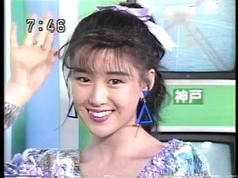 【HD画質】浅倉亜季 Double Meaning(1988年5月23日)