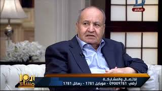 العاشرة مساء| الكاتب وحيد حامد : حمدين صباحى لم يترشح للرئاسة لأنة عرف حجمة كويس