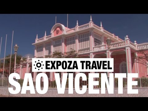 Sao Vicente (Cape Verde) Vacation Travel Video Guide
