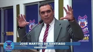 Junior Martins pronunciamento 08 08 2018