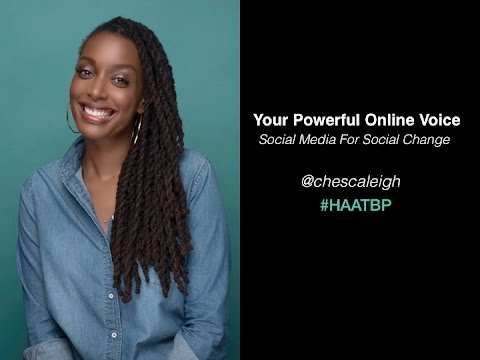 Here Are All The Black People: Keynote Speaker Franchesca Ramsey