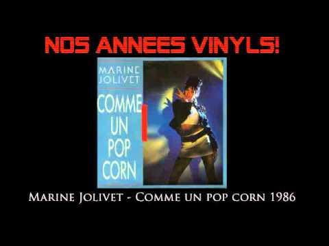 Marine Jolivet Comme Un Pop Corn