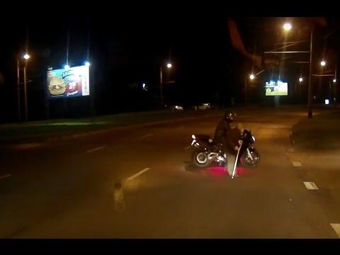Gerasis Kauno betmenas: už širdies griebiantis motociklininko poelgis