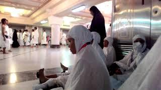 #02 Adzan @Masjid Al-Haram