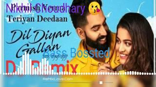 [REMIX] Teriyaan Deedaan Parmish Verma, Prabh Gill | Dil Diyaan Gallan Bass Boosted Song 2019