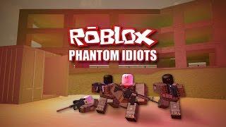 PHANTOM FAIL (Roblox: Phantom Forces #1)