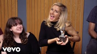 ellie goulding vevocertified award presentation