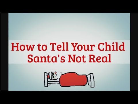 how to convince your kids santa is real