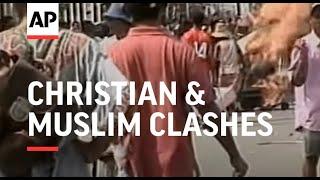 INDONESIA: MALUKU PROVINCE: CHRISTIAN & MUSLIM CLASHES
