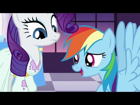 My Little Pony - Rarity Investigates!