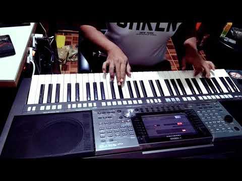 Tes Sampling dan New Style di Keyboard Yamaha psr-970