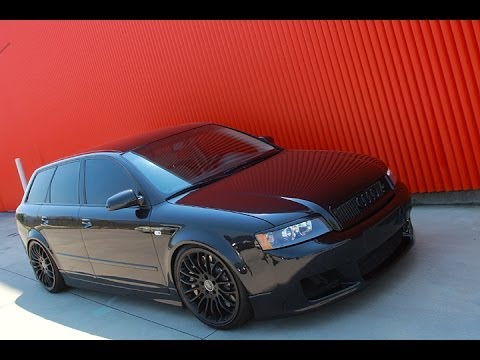 hd audi a4 avant 2 0 slideshow youtube. Black Bedroom Furniture Sets. Home Design Ideas