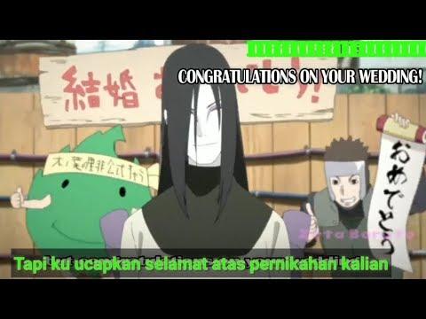 Momen Lucu Orochimaru Dan Yamato Setelah Perang Dunia Shinobi Ke 4 | Boruto Episode Terbaru