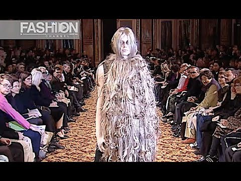 JUNYA WATANABE Fall 2003 2004 Paris - Fashion Channel
