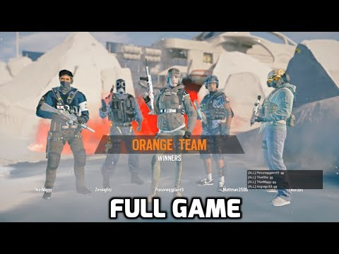 We Carried That Team: Rainbow Six Siege Yacht Full Game